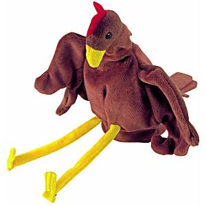 Кукла-перчатка Beleduc Курица