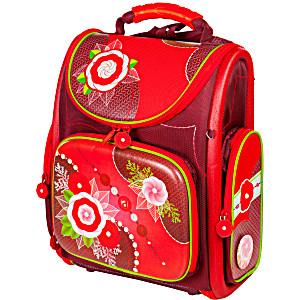Школьный рюкзак – ранец HummingBird K96 с мешком для обуви