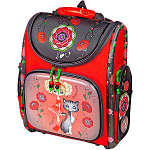 Школьный рюкзак – ранец HummingBird K102 с мешком для обуви