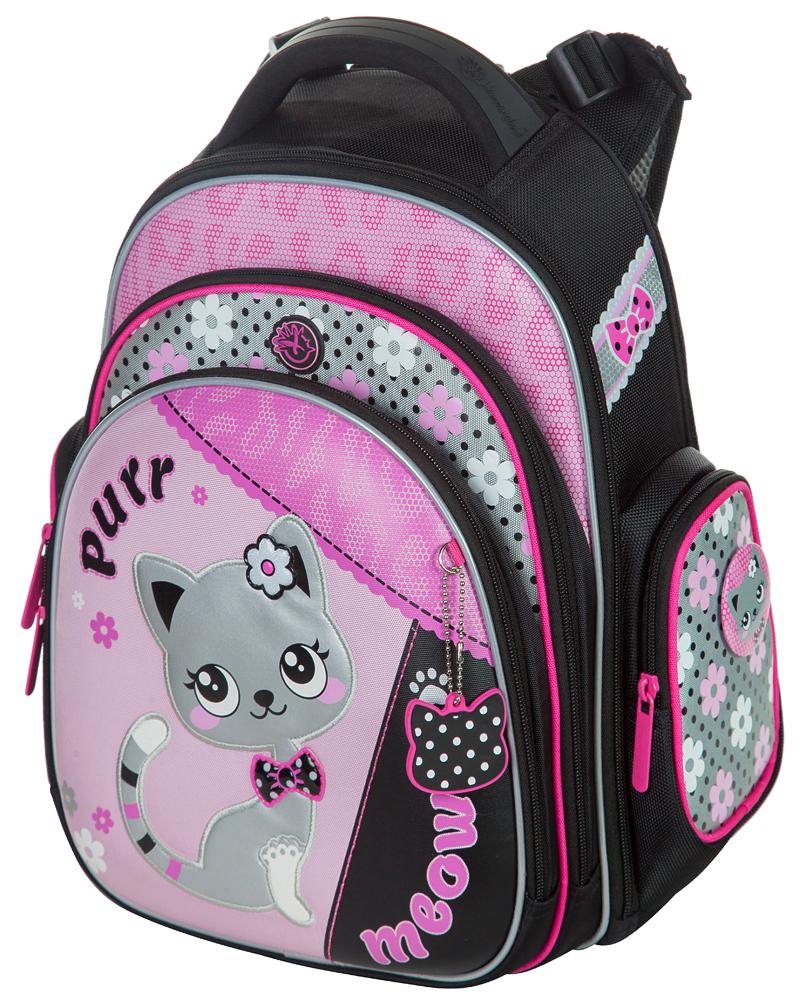 Школьный рюкзак Hummingbird TK38 официальный с мешком для обуви, - фото 1